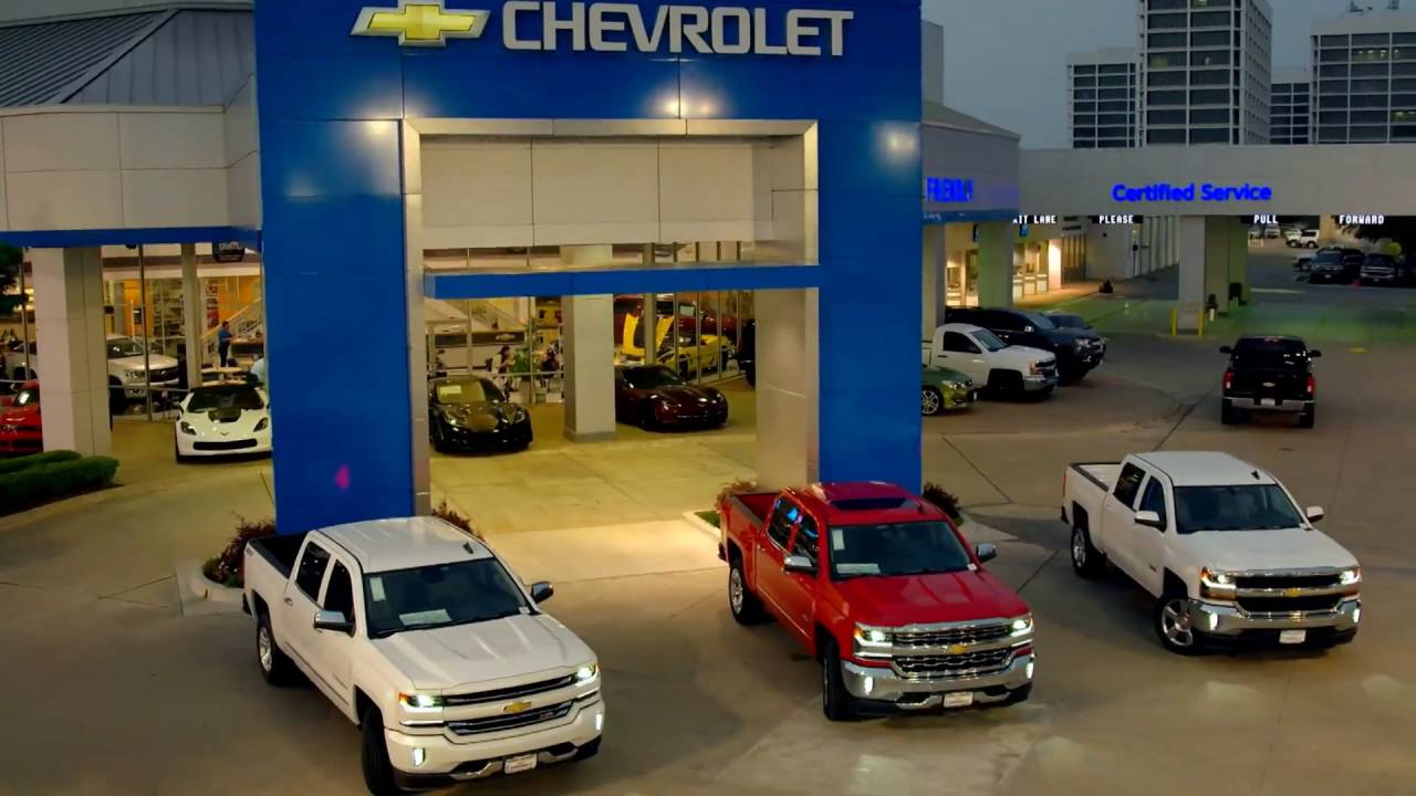 Friendly Chevrolet Dallas