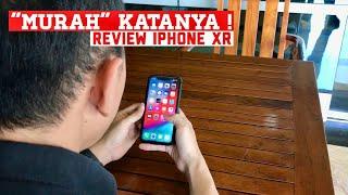 Review iPhone XR 128Gb Black - Tidak Semurah itu Ferguso