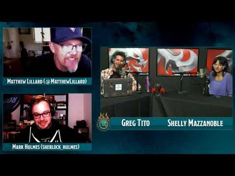Dragon Talk: Matthew Lillard & Mark Hulmes, 5/21/18