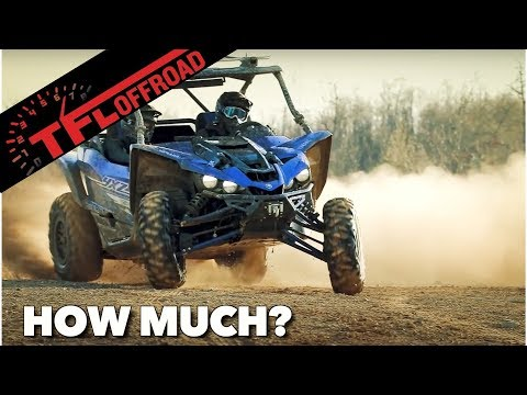 Just Wow! This is Just How Expensive the 2019 Yamaha YXZ Can