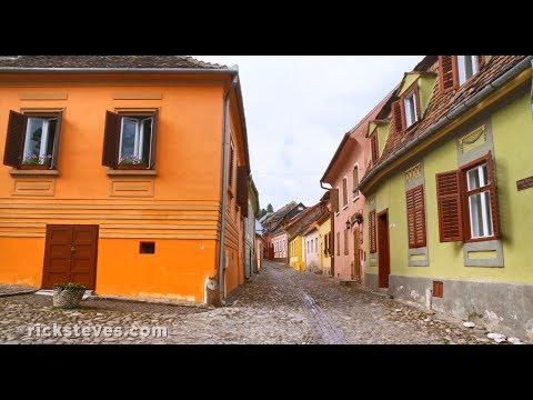 Transylvania, Romania: Sighișoara