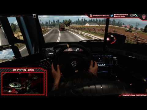 Heavy Cargo Pack ETS 2 / Music Route