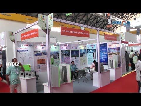 Power One Micro Systems Pvt. Ltd   RenewX 2018 Hyderabad