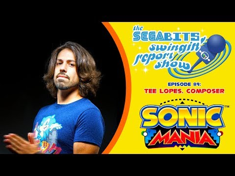 Interview: Sonic Mania Composer Tee Lopes