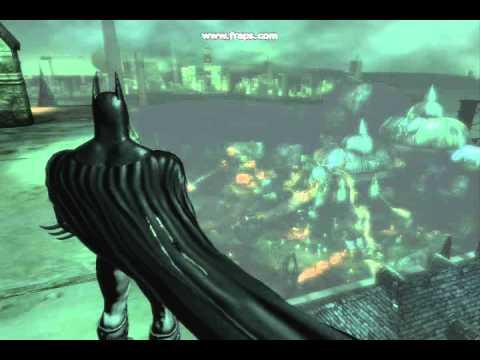 Batman Arkham Asylum: Easy Night Glider achievement
