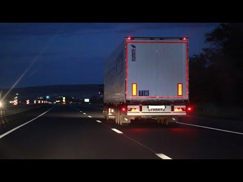 Для иностранных дальнобойщиков в Беларуси устроят спецстоянки
