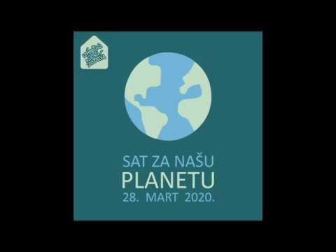 Сат за нашу планету 28.03.2020.