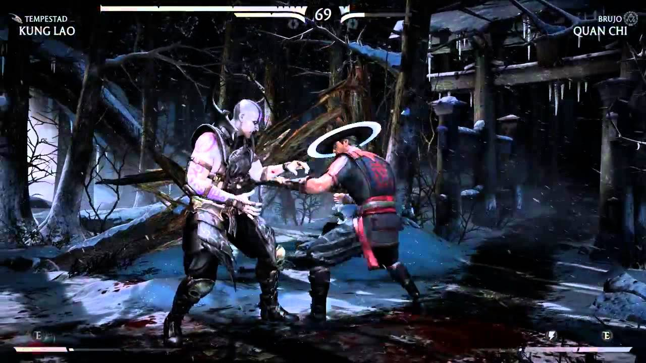 Mortal kombat 10 pc