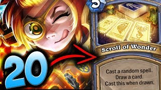 4 TOKI TIME TINKER + 20 SCROLL OF WONDERS = INSANE Game | THE WITCHWOOD | DISGUISED TOAST