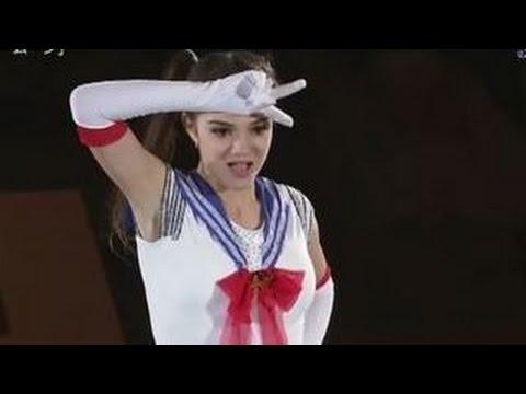 Российская фигуристка покорила японцев в образе Сейлор Мун