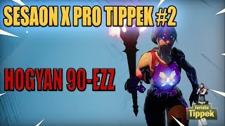 How to 90-Ezz in New patch (re-has turbo build) | Season 10 Pro Tips #2 [Fortnite]