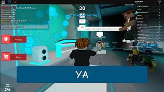 RAPING LIKE A BACON HAIR GOD!!!! Auto rap battle 2 ROBLOX