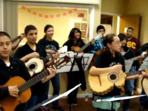 Mariachi Jam with fresno and hanford