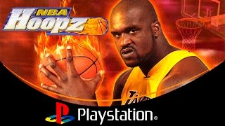 NBA Hoopz [PlayStation]