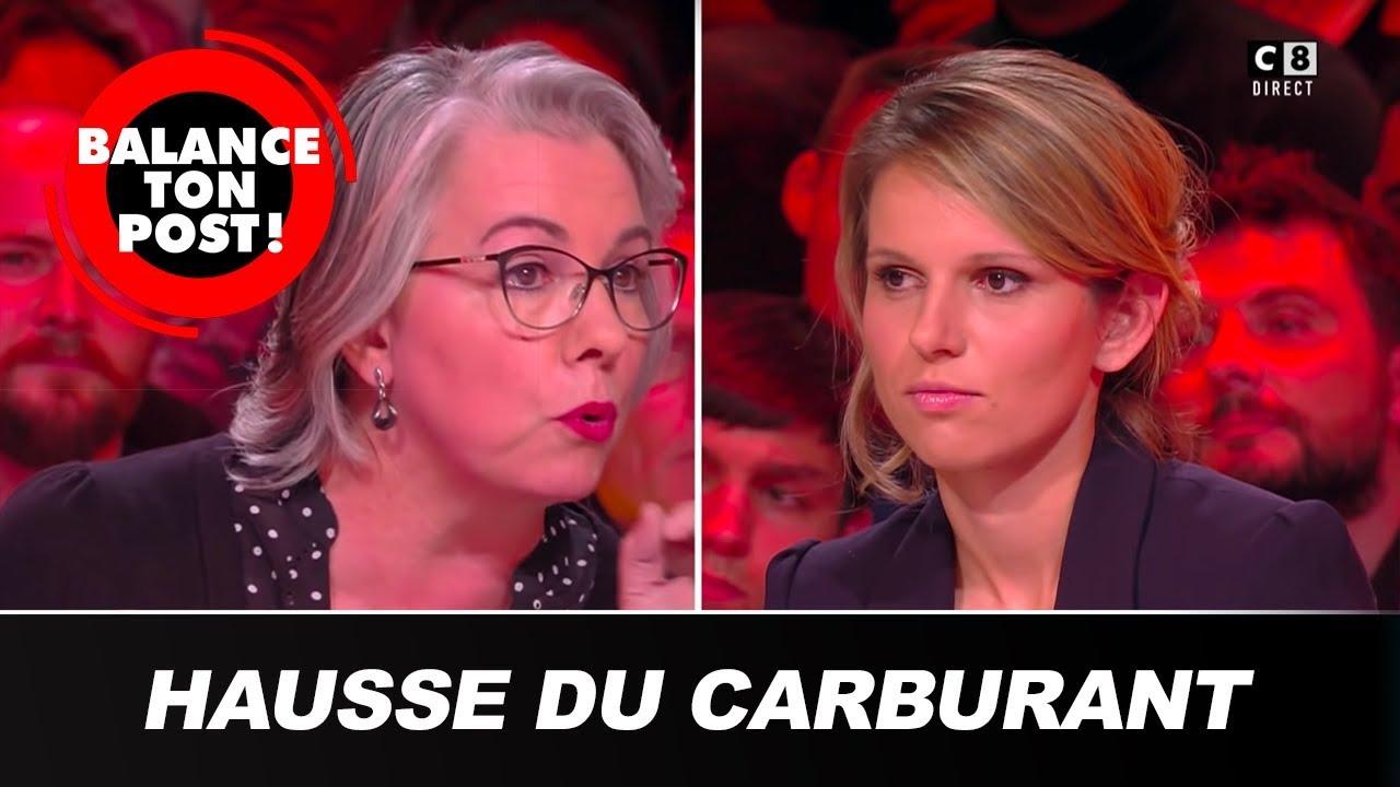 Hausse du carburant : Jacline Mouraud pousse un coup de gueule devant la députée LREM des Yvelines