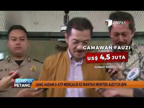 Asal Muasal Bergulirnya Kasus Korupsi E-KTP