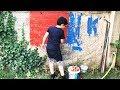 KEREM BOYACI OLDU! | Duvarları Boyuyoruz