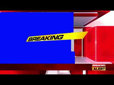 Breaking News  Green Screen | 3D Breaking  News  After Effects 2020