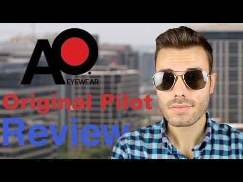 American Optical Original Pilot Review