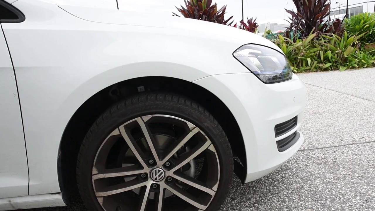 Euro Car Upgrades Volkswagen Golf 7 1 4 Tsi With Forge Motorsport Dv