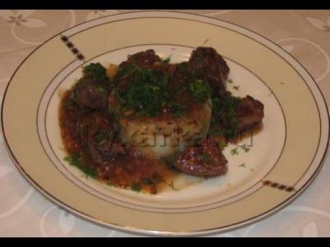Говядина, тушенная по-итальянски