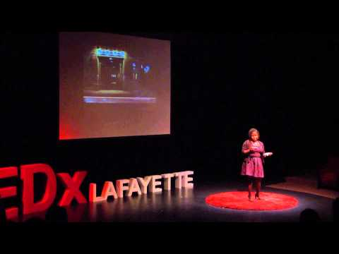 Coworking - The Cure For Isolated Entrepreneurs | Ashley G Scott | TEDxLafayette