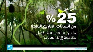 قمة المناخ 2015 - أرقام اليوم: 25