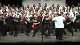 choir report aicf st louis opening ambassadors of harmony 1 of 2