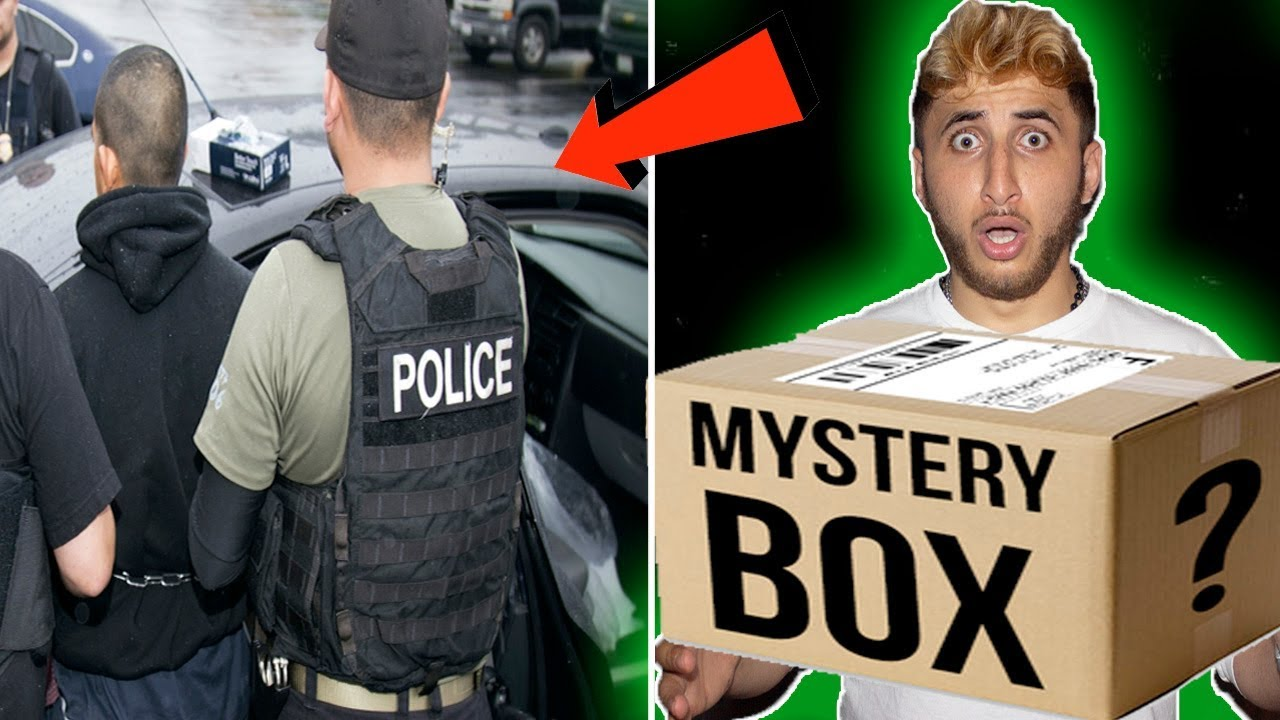 Mystery Box Dark Web