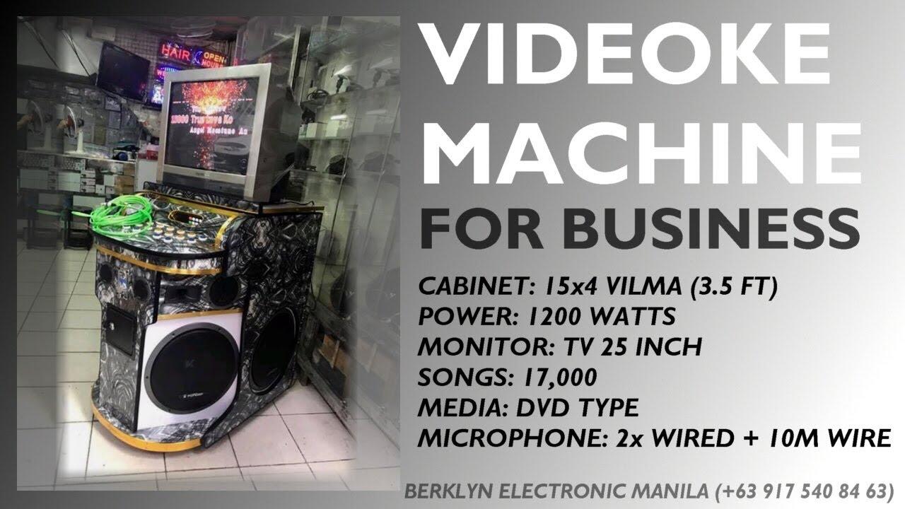 videoke wiring philippines example electrical wiring diagram u2022 rh 162 212 157 63 Videoke Machine Design Mediacom Videoke Repair Shop