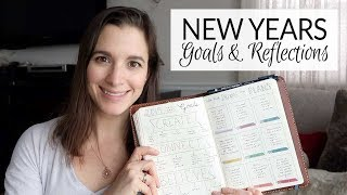 New Years Goals & Reflections | January 2019