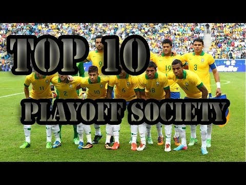 Top 10 Playoff Society