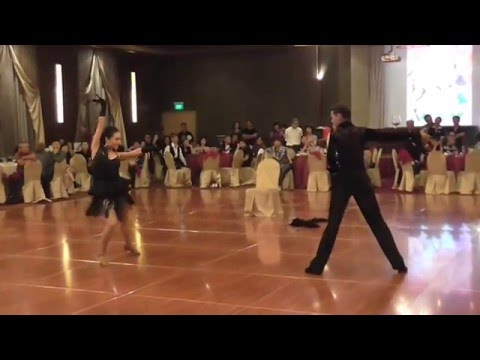 Supreme Dance Night 2016 - Jovan Tan & Melissa Chan Latin Cha Cha Show