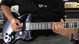 Epiphone Tony Iommi Signature SG Custom Ltd Ed