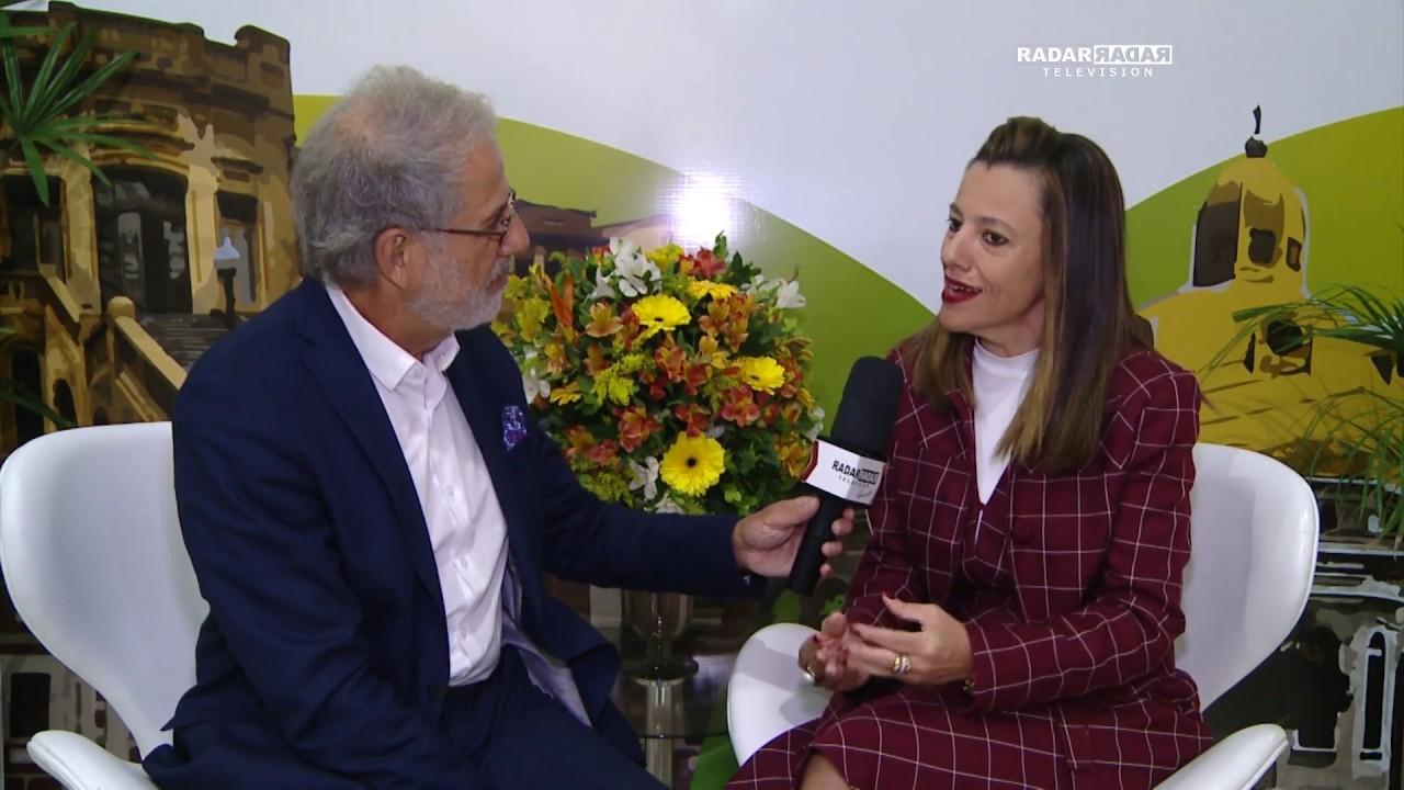 Radar Television com Otavio Neto - Entrevista com a jornalista Silvia Melo, do Jornal do Interior