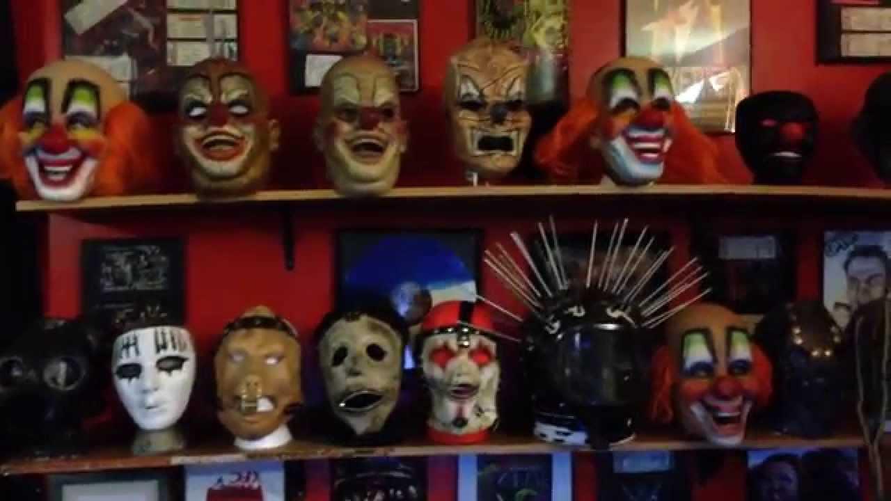 Shawn Crahan Mask Evolution | www.pixshark.com - Images ...