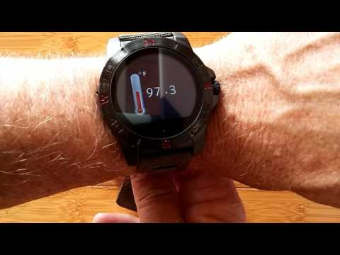 N10 Sports Smartwatch with COMPASS: Unboxing and Review
