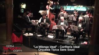 Orquesta Típica Sans Souci - Inspiración - 0054TangoTv