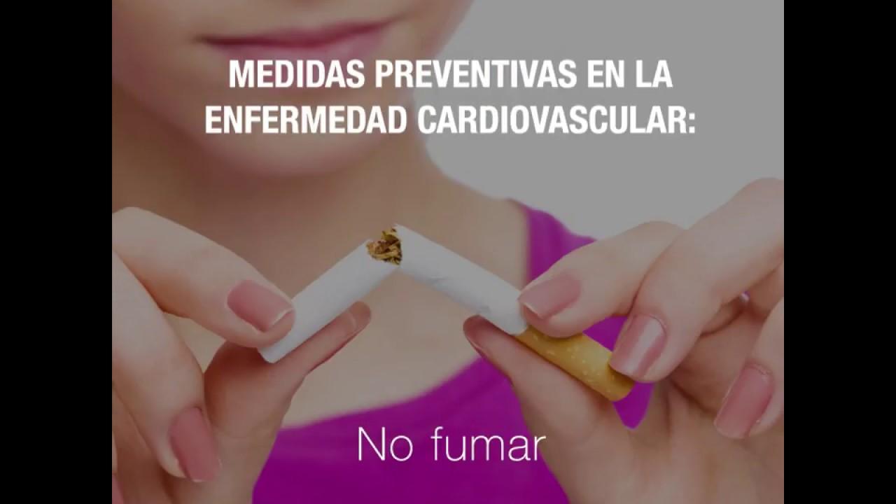 medidas preventivas para enfermedades cardiovasculares