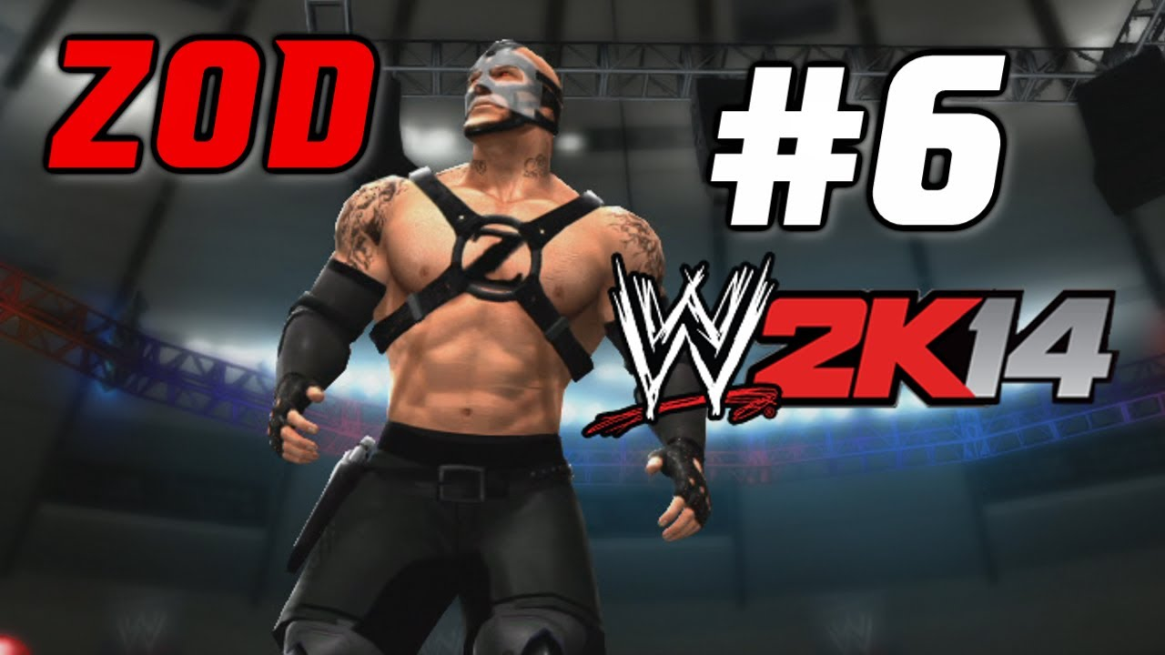 """Download WWE 2K14: General Zod's Career ep. 6 """"Tables Match"""""""