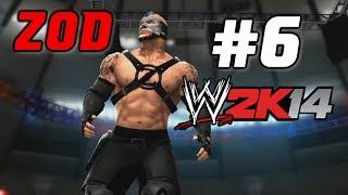 WWE 2K14: General Zod