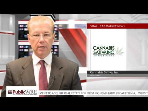 Cannabis Sativa, Inc.