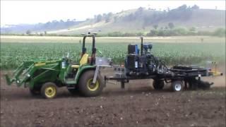 UNSW Autonomous Seeder for Broad Acre Crops
