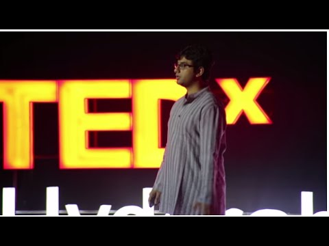 How We Made in India! - The First Ever 360 Virtual Reality Camera | Kshitij Marwah | TEDxHyderabad