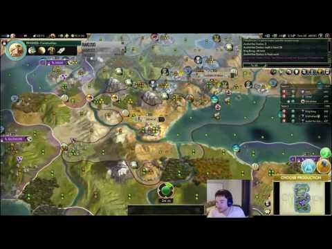 Game 461: Huns (3v3) Part 3