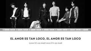 BTS - FAKE LOVE (Rocking Vibe Mix Ver.) (Sub Español | Hangul | Roma) HD