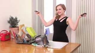 Pretty useless-an idiots guide to ironing and washing up