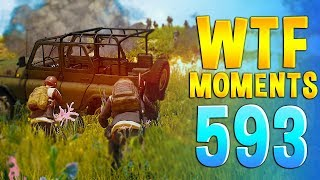 PUBG WTF Funny Daily Moments Highlights Ep 593