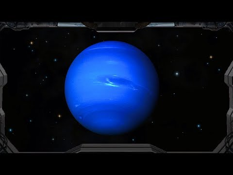 Что бы ты увидел, если бы попал на Нептун?
