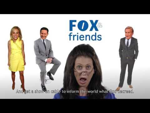 The Modern Fundamentalist - Kim Davis Parody
